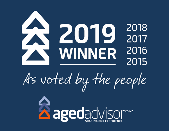 2019 Winner - Aged Advisor Awards