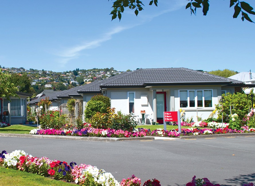 Thorrington Village in bloom